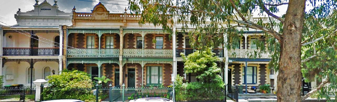 WMA HERITAGE EXTENSION - BRUNSWICK STREET VIEW